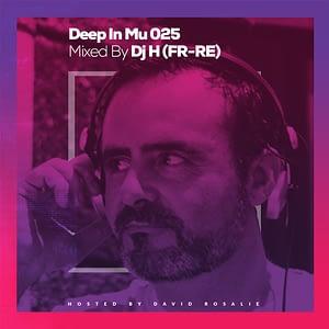 Deep In Mu 025 Mixed By DJ H (FR-RE)